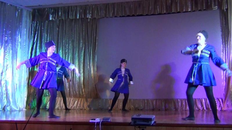 Донское созвездие Танец Кавказский