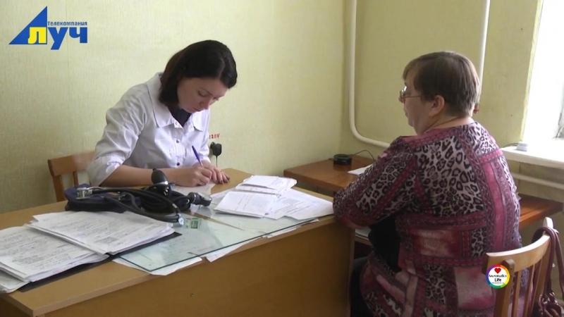 Узкие специалисты (врачи) посетили сельские поселения