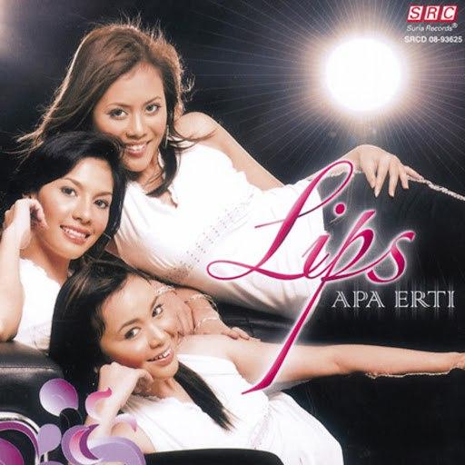 Lips альбом Cinta Pudar