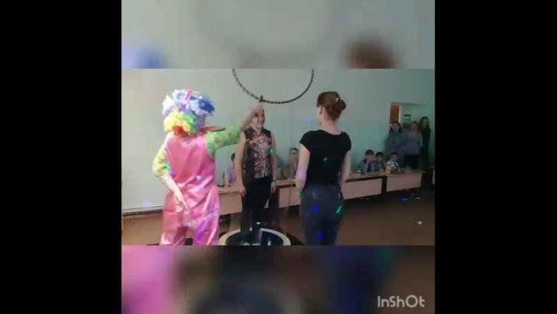 школа №12 мыльные пузырики