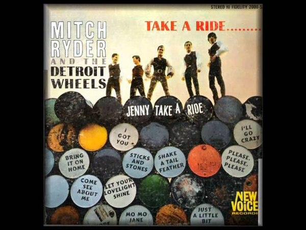 Mitch Ryder The Detroit Wheels - Baby Jane (Mo Mo Jane)