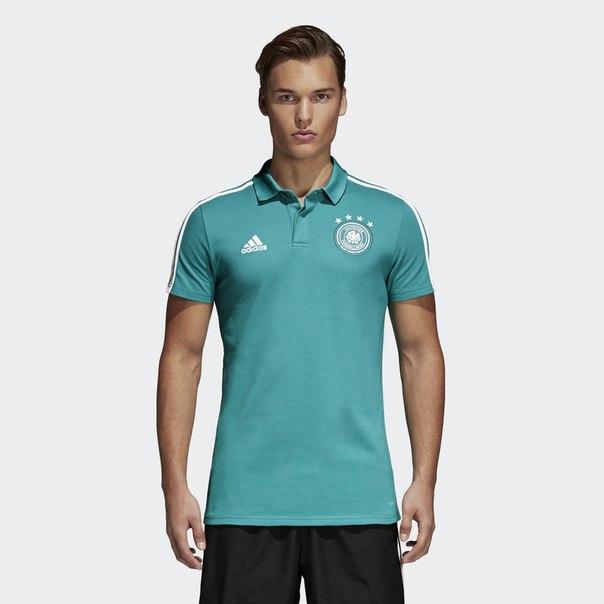 Футболка-поло Германия