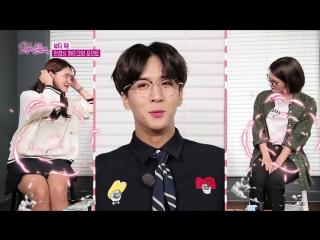 |171109| Make-up 'point item' introduction for women's glasses @ SBS Style Follow <Beauty Pick> [VIXX Ravi MC]