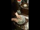 Турка из шамотной глины