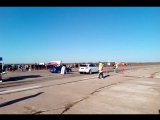 Ауди RS Q3 420лс против Toyota Celica 450лс