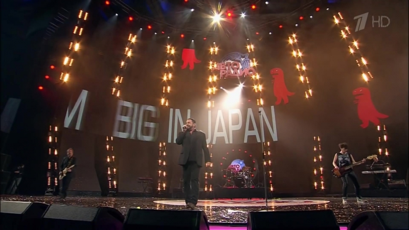 Alphaville - Big in Japan (Live Disco 80`s Moscow 2013)