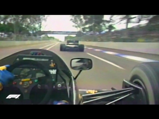Australia 1986: Onboard with Johnny Dumfries