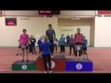 Туешева Диляра - 300м Первенство Ульяновской обл. по легкой атлетике 2018