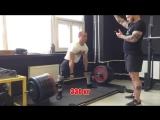 Дмитрий Тимофеев, 295-305-330-345 кг