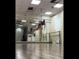 Pole dance Стукалова Ксения