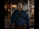Ash vs Evil Dead - Irresponsible partying, drinking, drug use. Three great reasons to have kids! Papa Ash don't give a Pink Fuck