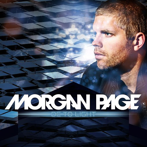 Morgan Page альбом DC to Light