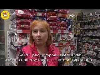 Что такое barf?