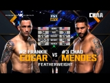 UFC 222 Free Fight Frankie Edgar vs Chad Mendes