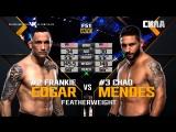 UFC 222 Free Fight Frankie Edgar vs Chad Mendes