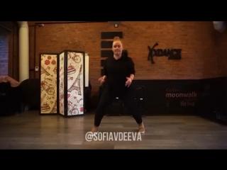 Xdance lady's day/twerk girly hop/Sonya Avdeeva