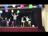 Сводная репетиция младшей и средней группы театр-студии Арт-Этюд!