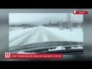 Север Свердловской области завалило снегом