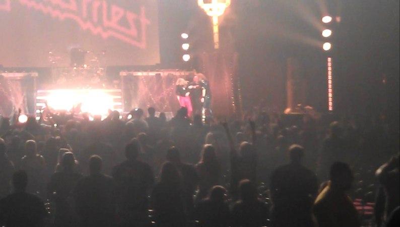 Judas Priest Glenn Tipton Falls