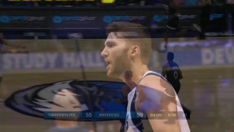 Dallas Mavericks vs Minnesota Timberwolves Обзор Матча 18.11.2017