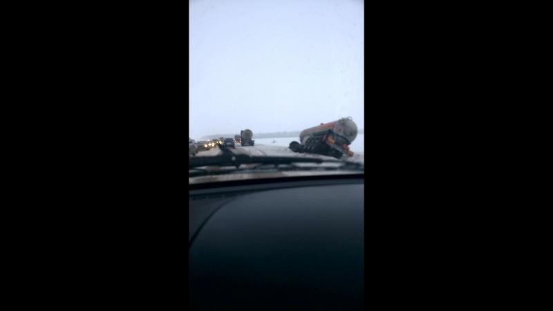 Жесткая авария в Чистополи