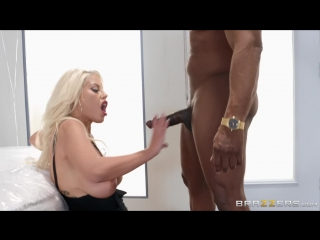 Brazzers.com] Bridgette B (Nailing Like It's On Sale / 01.06.2018) [2018 г., Big Ass,Big Tits,Black Hair,Blonde,Blowjob,Enhanced