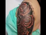 Nadiya_tattoo_Розы.mp4