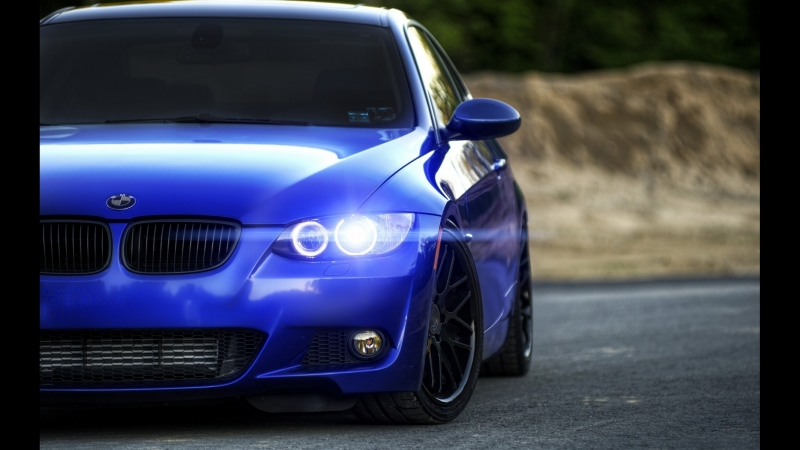 Eiffel 65 Blue KNY Factory Remix BMW