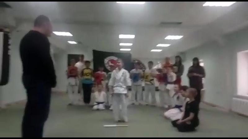 Юбилей сенсея