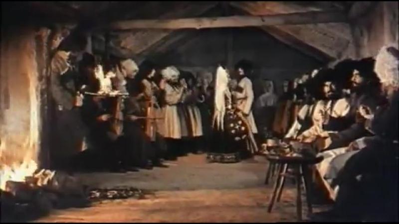 Бэла. Фрагмент из фильма Герой нашего времени 1965 г