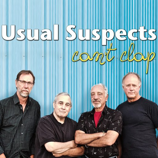 Usual Suspects альбом Can't Clap