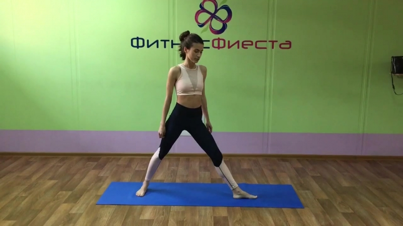 Асана для укрепления мышц
