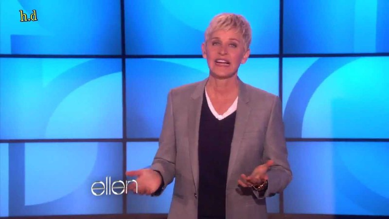 Ellen Addresses Her JCPenney Critics with engsub