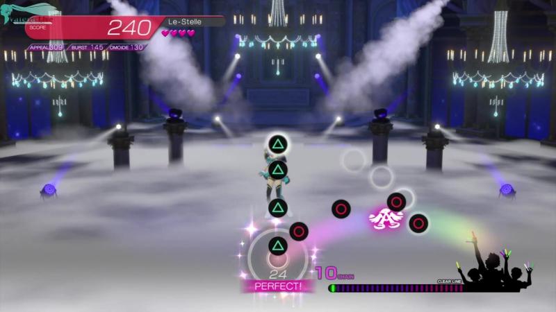 THE iDOLM@STER Stella Stage [Hibiki vs Shika]