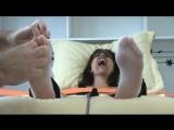 Alessandras Feet Gets Tickled Part 12