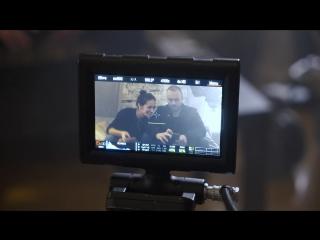 Съемки сериала в павильоне МШК