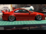 Nissan Silvia S15 в масштабе 1/24