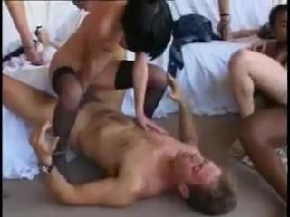 Blonde feet porn