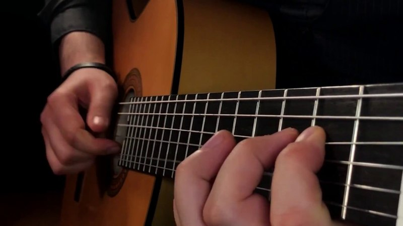 George Michael Careless Whisper Fingerstyle