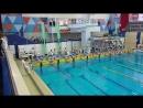 200 к.п. мальчики 14-15 заплывы