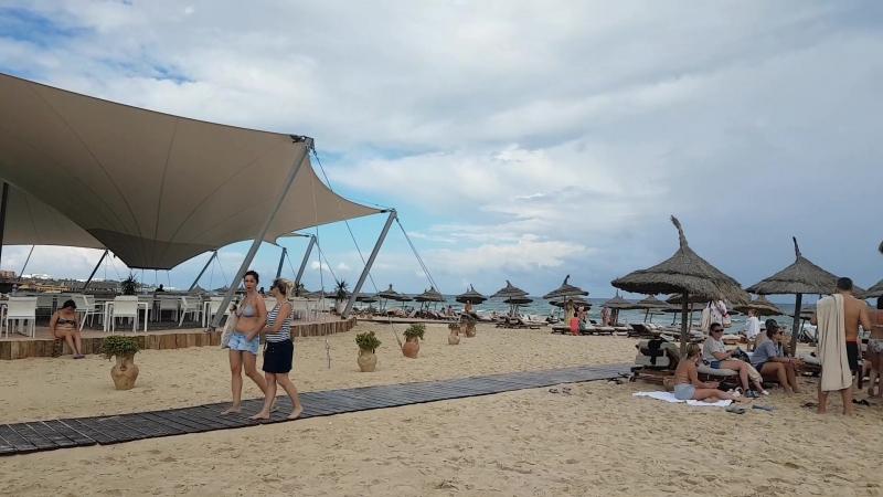 Mouvenpick Resort Marine Spa