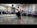 Танго-салон Инна и Роман Автушенко