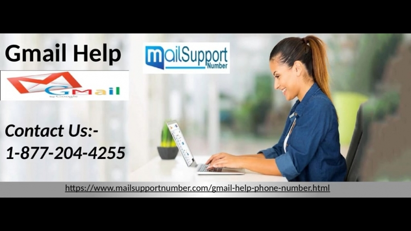 Willing to repair your Gmail? Join Gmail Help 1-877-204-4255 immediately
