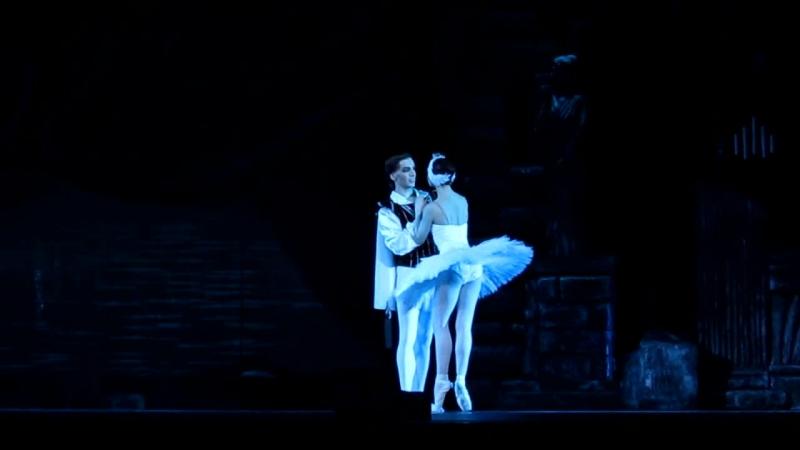Лебединое озеро. Кремлевский балет.