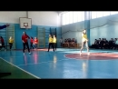 Городские соревнования о по баскетболу среди девушек.ОСШ 7 vs. ОСШ1