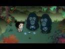 Пукка - Звёздный час Ринг Ринг Гару из джунглей Храм спокойствия - Disney - Сезон 1 Серия 22