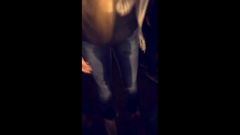 Girl peed her jeans at haunted house