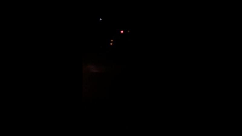 Кривой Рог, ул.Литке Ж/Д переезд - 02.09.2017/23:00 - ЧАСТЬ 1