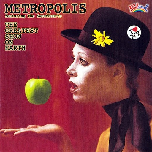metropolis альбом The Greatest Show on Earth (feat. The Sweethearts)