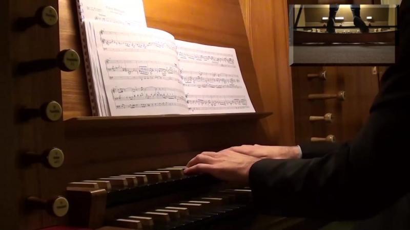 652 J. S. Bach - Chorale prelude Komm, heiliger Geist, Herre Gott (alio modo; Leipzig Chorales 2/18) - Massimo Gabba